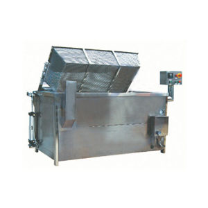 New Type Semi-Automatic Fryer with Factory Price pictures & photos