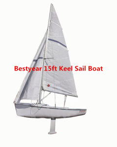 Bestyear 15FT Keel Sail Boat pictures & photos