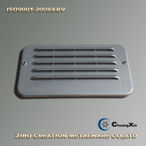 Metal Casting Technology Aluminum Air Conditional Cover for Excavator pictures & photos
