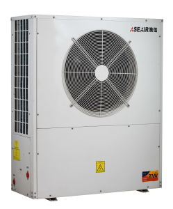Air to Water Heat Pump for Cold Climate Area