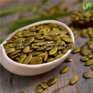 Green Shine Skin Pumpkin Seeds Kernels with Grade AA pictures & photos
