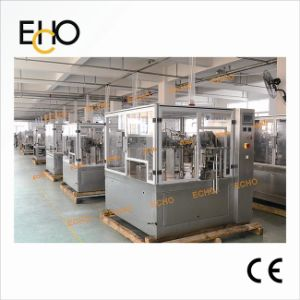 Flour Powder Filling Sealing Packaging Machine Mr8-200f for Pillow Bag pictures & photos