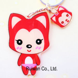 Wholesale Acrylic Key Chain (KCA096) pictures & photos