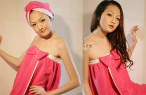 SGS Microfiber Bath Towel Bath Skirts