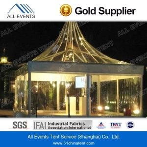 Transparent Aluminum Pagoda Tent for Luxury Events pictures & photos