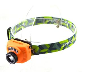 CREE 5W 3mode Induction Fishing Headlamp pictures & photos