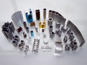 Aluminium Extrusion Profiles for Different Uses pictures & photos