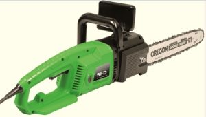 "1600W 14"" in Line Motor Chain Saw"