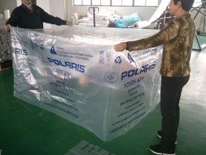Polyethylene Shrink Wrap for Equipment