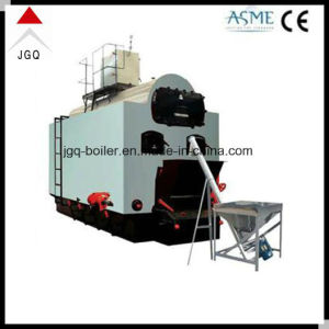 Wood Chip, Sawdust and Rice Husk Steam Boiler