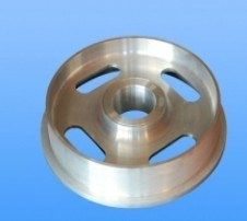 Alu Forging Parts Forged Wheel Parts pictures & photos