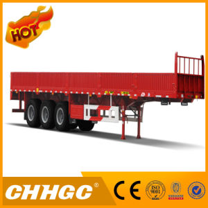 Tri-Axle Side Wall Semitrailer pictures & photos