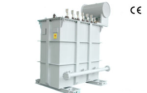 Three Phase Oil-Immersed Rectifier Transformer (ZBSSP-3300/35)