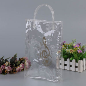 Transparent PVC Gift Jewelry Cosmetic Makeup Bag pictures & photos