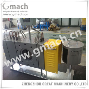 Automatic Mesh Belt Screen Changer Filterfpr HDPE Monofilament Extrusion Line pictures & photos