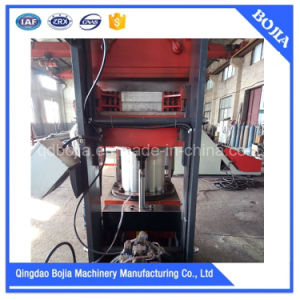 Cow Rubber Mat Vulcanizing Press Machine pictures & photos
