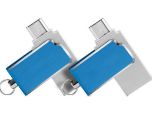 New Model Full Capacity 16GB OTG USB Flash Drive pictures & photos