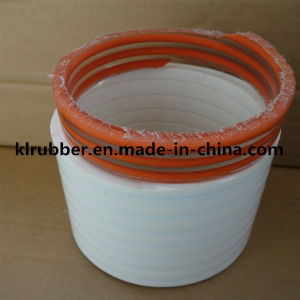 Ribbed Reinforced PVC Water Suction Hose pictures & photos
