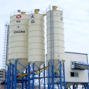 QGM Ready Mixed Concrete Batching Plant pictures & photos