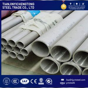 Stainless Steel Tube Seamless Pipe (TP304, 316, 316L, 904L, 201) pictures & photos