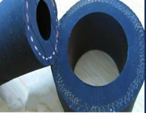 Polyester Cord Braid Sand Blasting Rubber Hose pictures & photos