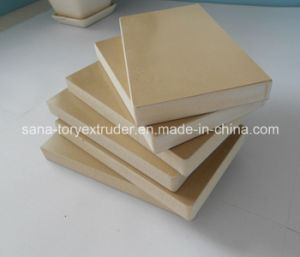 Unbeatable Price for 10-20mm Plastic WPC Celuka Foaming Board/Sheet pictures & photos