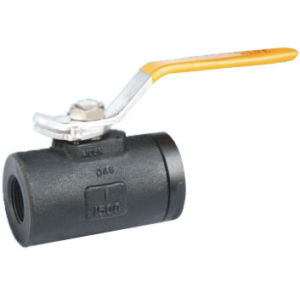 2 piece forged steel ball valve (Q11F-800LB)