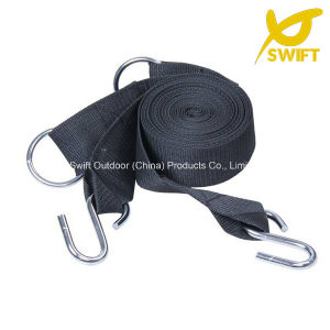 PP Tree Woven Belt Hammock Strap pictures & photos