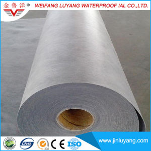 1.5mm Polyehylene Composite Waterproof Membrane for Basement