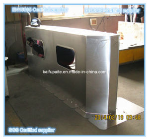 Stamping Part Aluminum Sheet Metal Fabrication pictures & photos