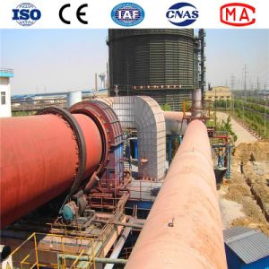 Single Cylinder Rotary Kiln Equipment for Cement, Lime, Iron Ore Pellets pictures & photos