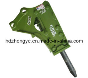 Hammer With100mm Chisel for 8.5-16t Excavator pictures & photos