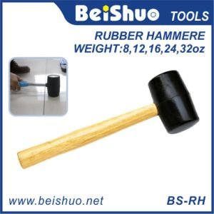 High Quality Engineer′s Hammers with Wooden Handle pictures & photos