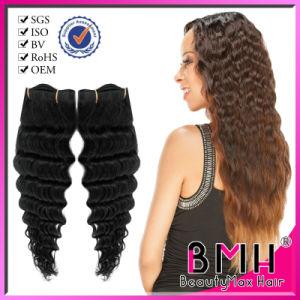 European Remy Hair Weaving Brown Color (Yuki140317-5)