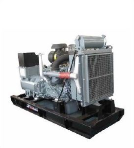 438kVA CE Man Diesel Generator Set with Marathon Alternator (HM438)