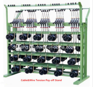 Automatic Cable Wire Tension Pay-off Stand Cable Machine pictures & photos