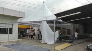 Durable Waterproof Warehouse Canopy Outdoor Gazebo Tent pictures & photos
