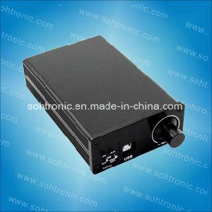 Tda7498 Fiber Coaxial USB Amplifier Dac Decoding Amplifier pictures & photos
