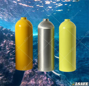 Scuba Aluminum Underwater Oxygen Tanks pictures & photos