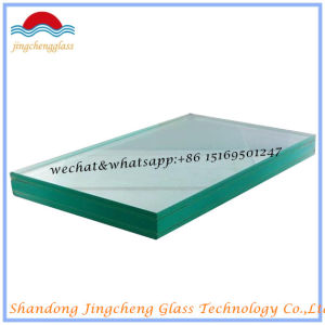 Clear Tempered Laminated Glass in Building pictures & photos