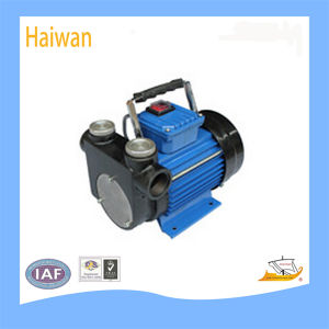 Electric Diesel Oil Transfer Pump Dyb-80 with 220V Motor