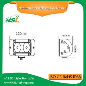 Waterproof LED Work Light Bar for Truck Offroad Truck LED Work Light Bar pictures & photos