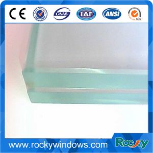 Clear/Coloreded/Tempered Laminated for Building Glass pictures & photos