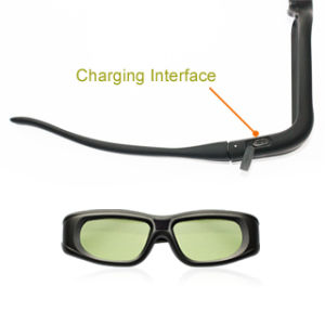 Liquid Crystal 3D Vision Glasses for Sony/Panasonic/Samsung 3D TV (G05-A)