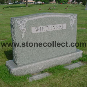 American Style Granite Headstone with Different Materials/Colors pictures & photos