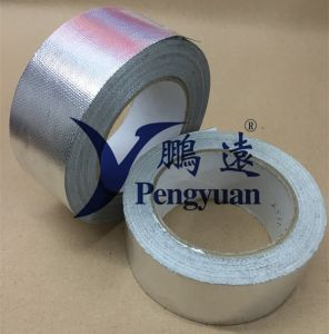 Heat Insulation Aluminum Foil Solas Reflective Tape pictures & photos