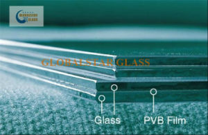 Australia Standard Laminated Glass with Clear PVB and Tinted Glass pictures & photos