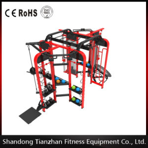 Commercial Fitness Equipment Crossfit Station for Indoor Exercise pictures & photos
