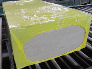 Fireproof Rockwool Insulation Board, Mineral Wool Board pictures & photos