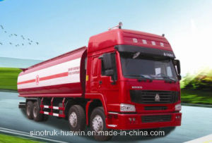 25000L HOWO Fuel Truck, Fuel Tank Truck, Fuel Tanker Truck pictures & photos